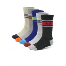 PERFORMANCE BASIC CREW SOCK 5 PACK