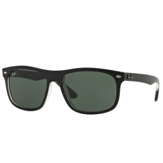 0de8c3faae8 Ray-Ban Wayfarer Liteforce Sunglasses Matte Black RB4195 601S2Y