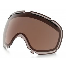 REPL. LENS CANOPY DUAL VENTED