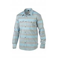 IMPEL LONG SLEEVE WOVEN SHIRT