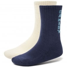 SOCKS OAKLEY VERTICAL (2 PCS PACK)
