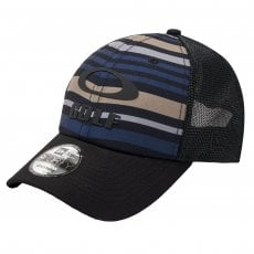 HEATHER NEW ERA SNAP BACK HAT