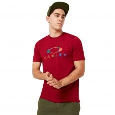 ELLIPSE RAINBOW TEE
