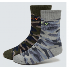 CAMO SOCKS (2PCS)